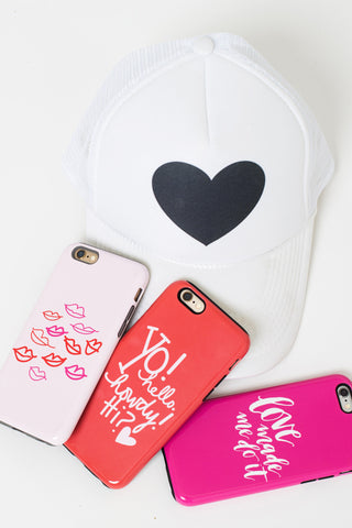 Love Made Me Do It Phone Case
