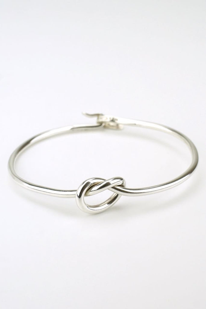 Georg Jensen knot bangle - design A 44C