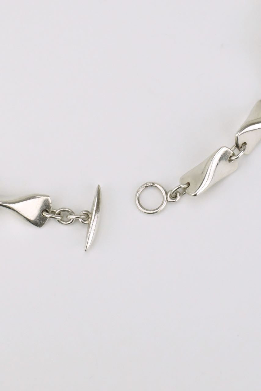 "Georg Jensen ""butterfly"" necklace - design 104A"