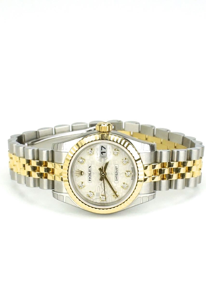 Rolex Oyster Perpetual Datejust wristwatch - Ref 179173