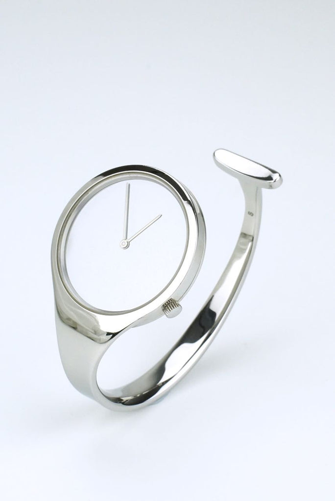 Georg Jensen Vivianna half bracelet watch - design 326