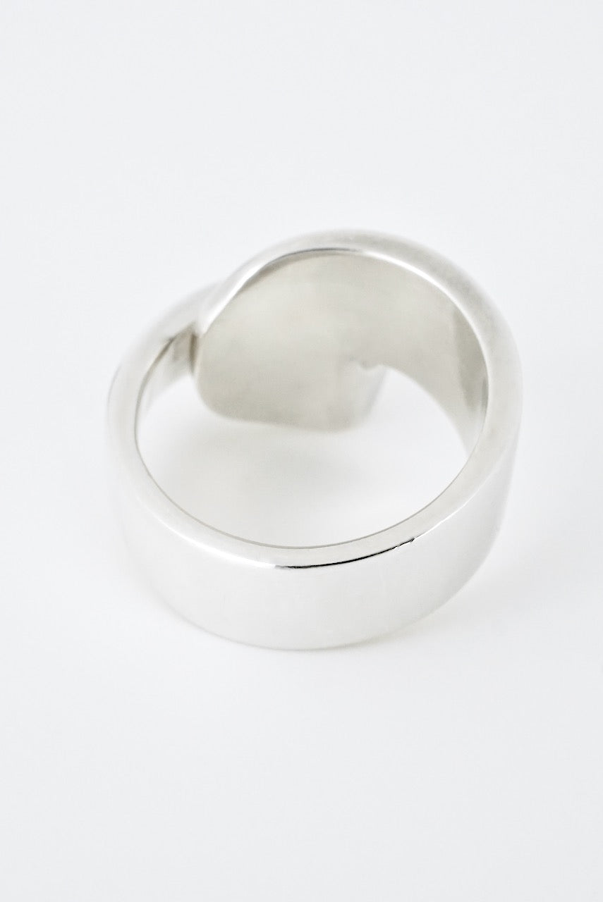 Vintage Georg Jensen Sterling Silver Twist Ring