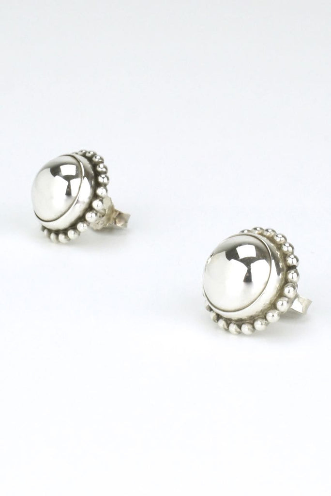 Georg Jensen silverstone stud earrings - design 25