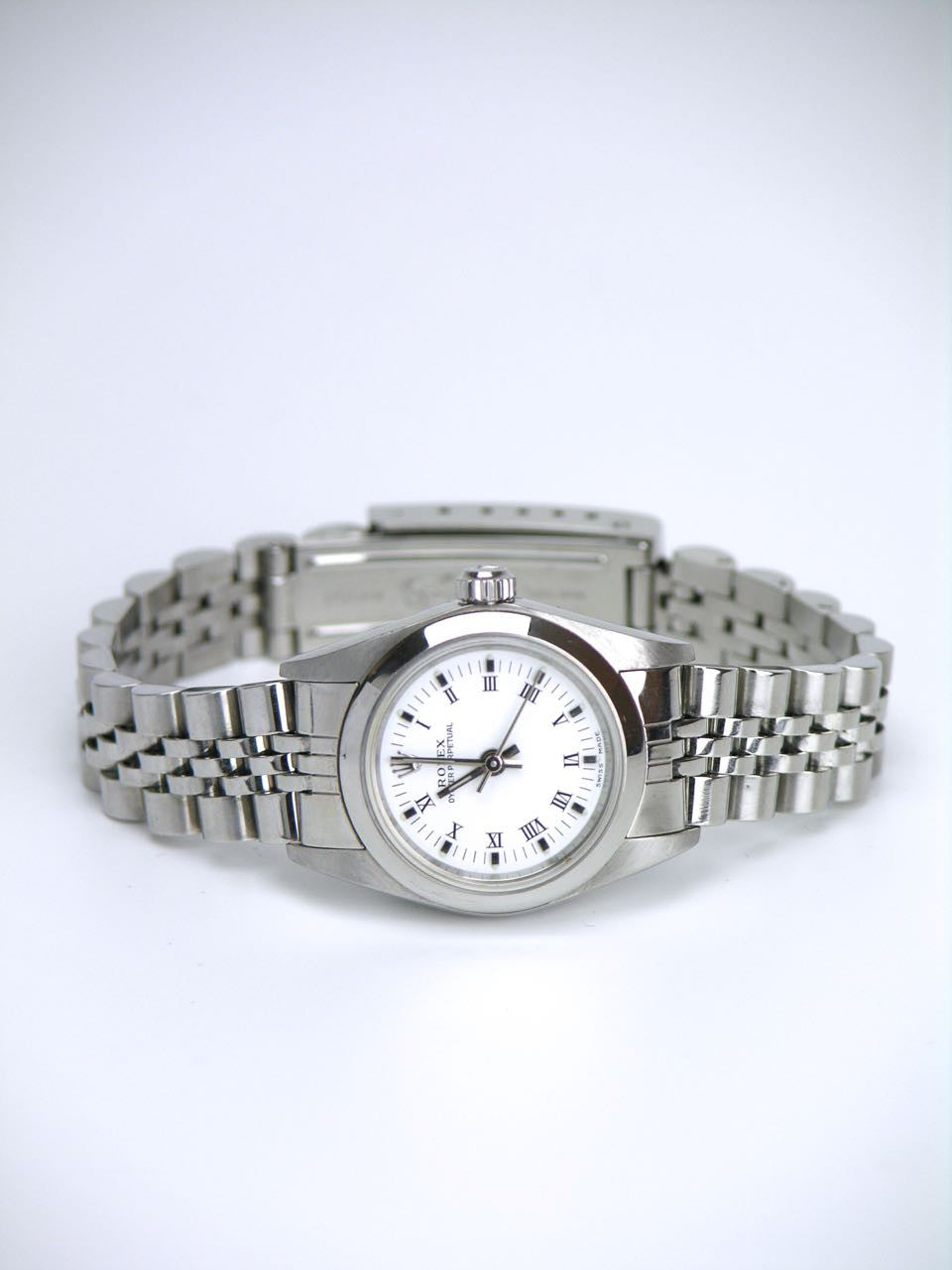 Rolex Oyster Perpetual ladies - Ref 76080