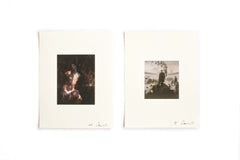 PRINTS & BOOK: Artist Book - Ori Gersht, Collector's Set (SIGNED)