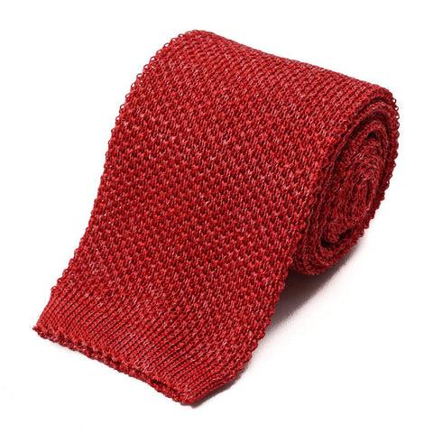 Isaia Knitted Tie