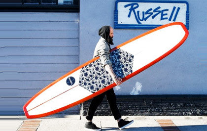 Stock Surfboards