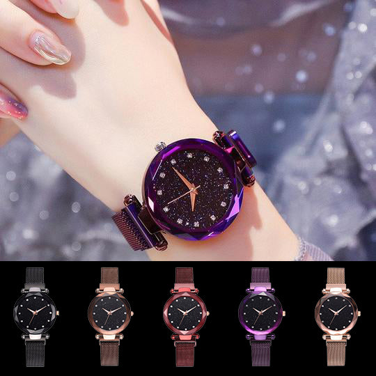2019 Hot Trend Luxury Starry Sky Watch