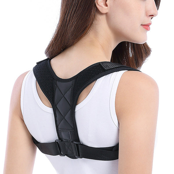 Back Support Posture Corrector Shoulder Brace Belt