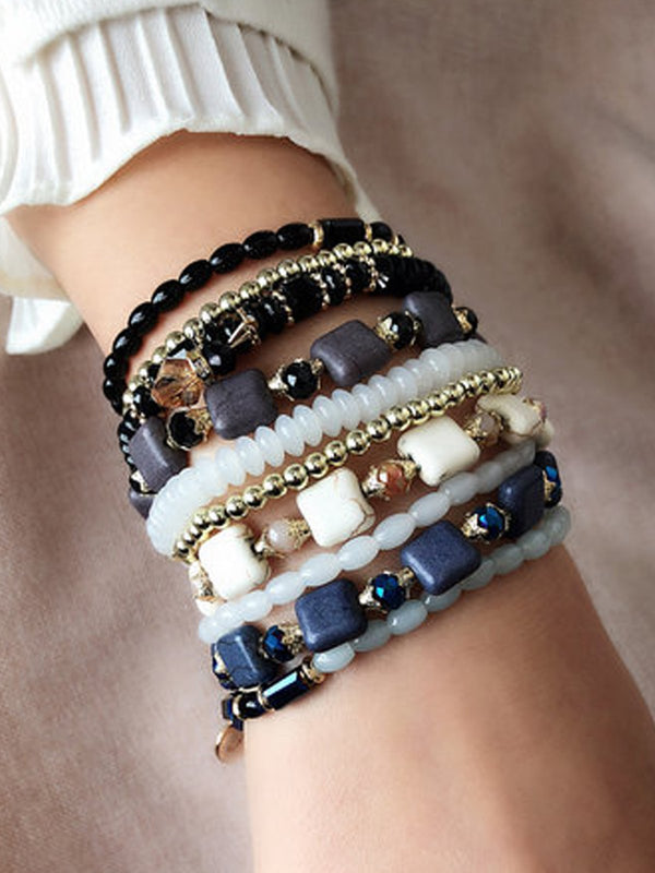 Vintage Holiday Bracelets