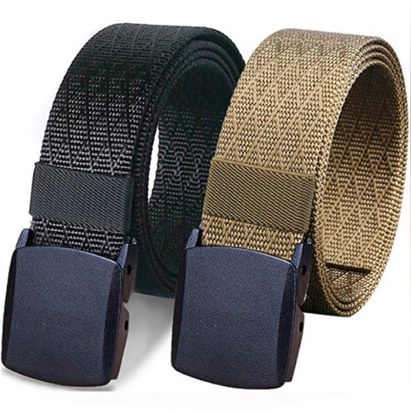 Breathable Military Tactical Men Waist Belt