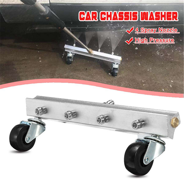 High-Pressure Car Chassis Washer