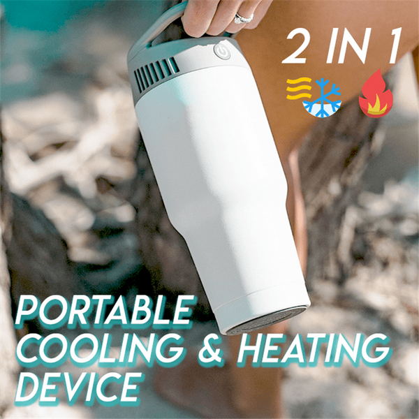 2-In-1 Portable Personal Air Conditioner