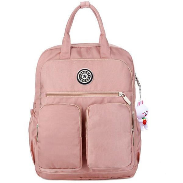 Women Large-capacity Waterproof Backpack