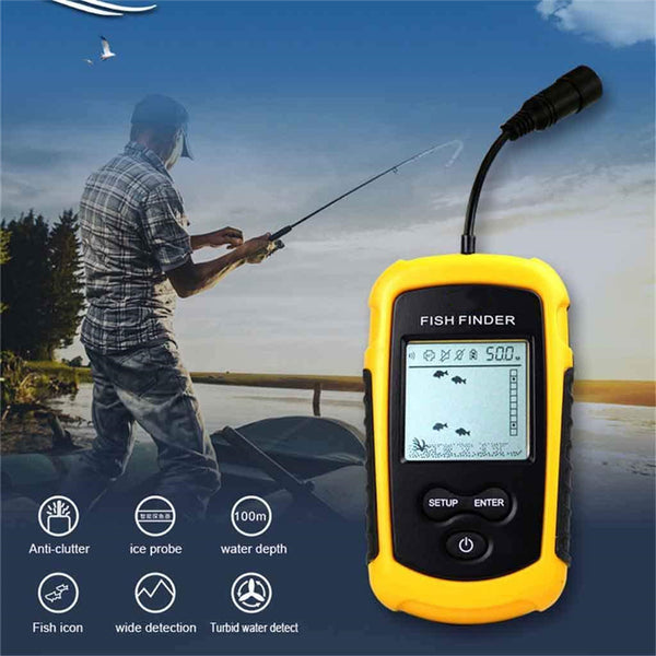 Portable Fish Easy Finder
