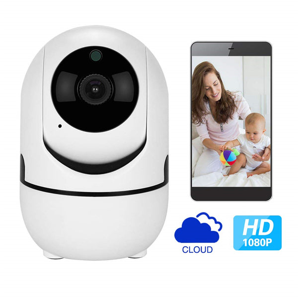1080P HD Smart Security Camera