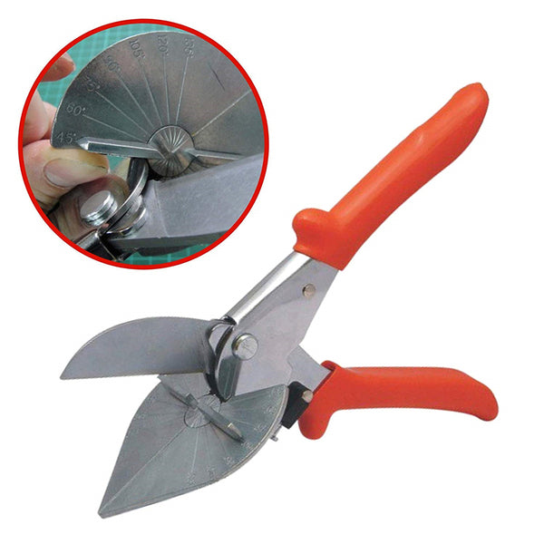 Adjustable Multi-Angle Miter Shear Cutter