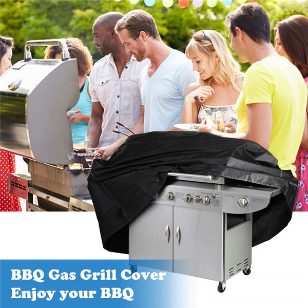 Heavy Duty Waterproof Barbecue Grill Cover