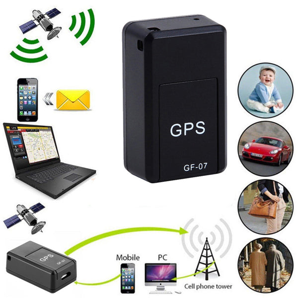 Portable Mini Real-Time GPS Tracker