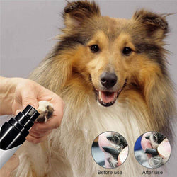 Ultra-Quiet Electric Pet Nail Grinder