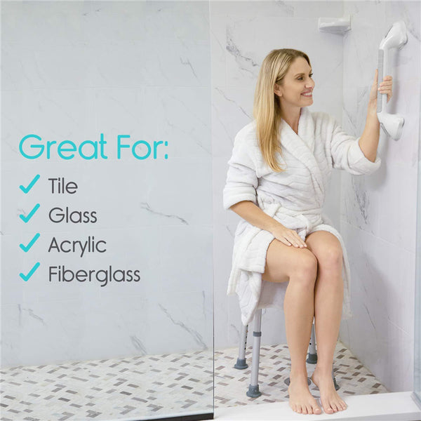Anti Slip Safety Shower Grab Bar
