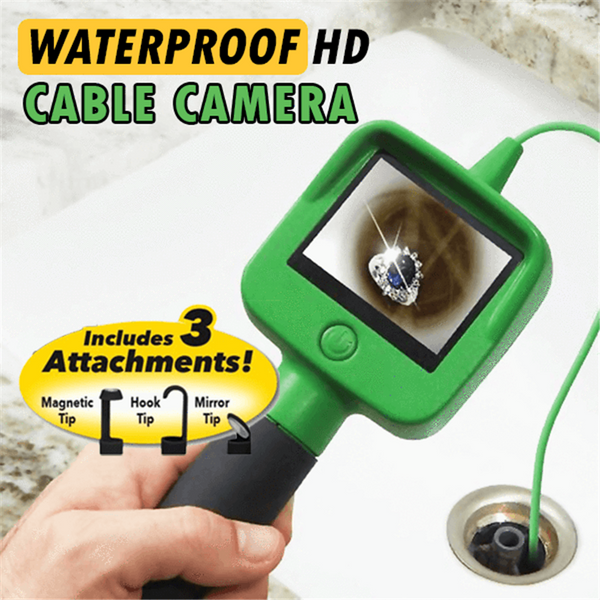 Waterproof HD Micro-Inspection Camera