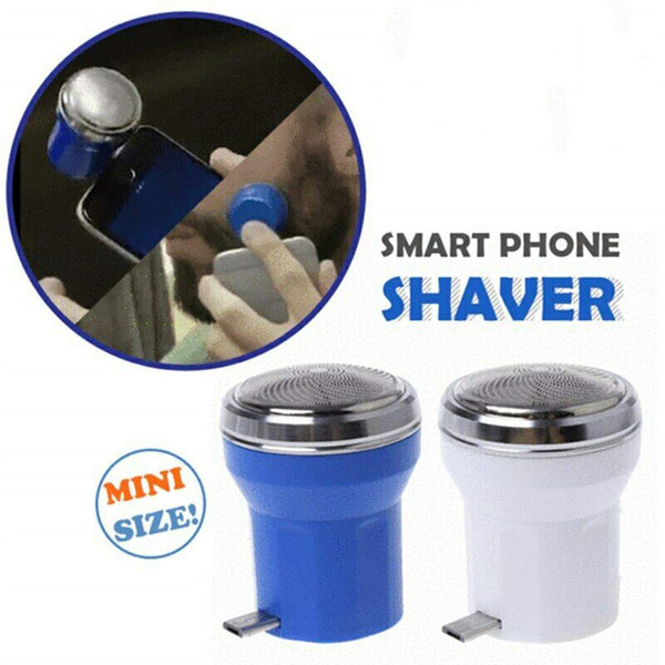 Mini Smartphone USB Pocket Shaver
