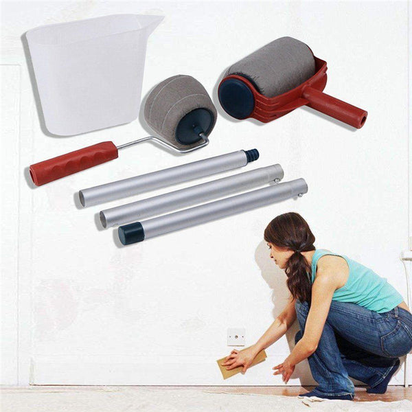 Roller Paint Brush Handle Tool