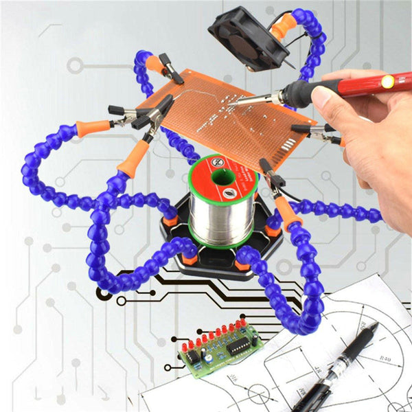 Soldering Tool Flexible Helping Hands