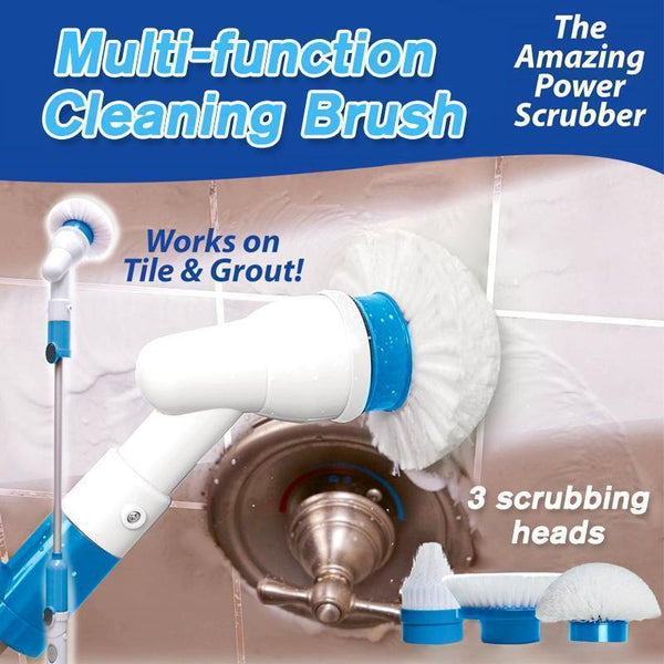 Multifunction Wireless Cleaning Brush