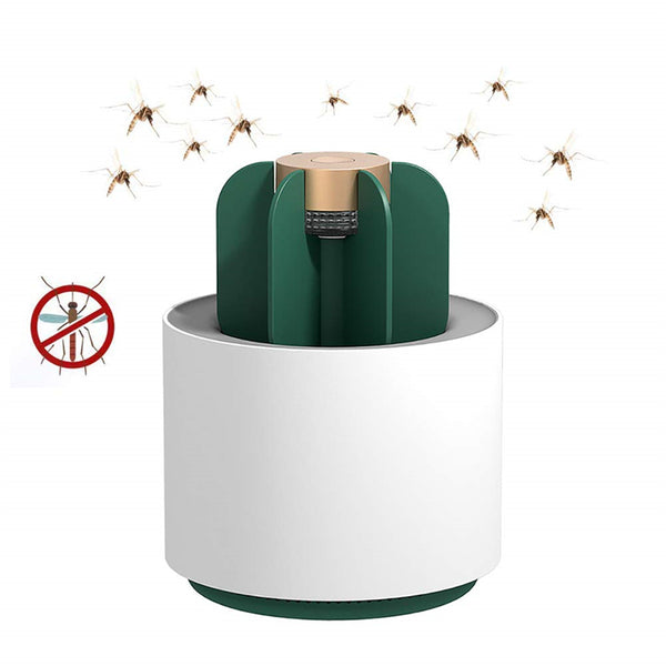 Physical UV Cactus Decor Mosquito Killer