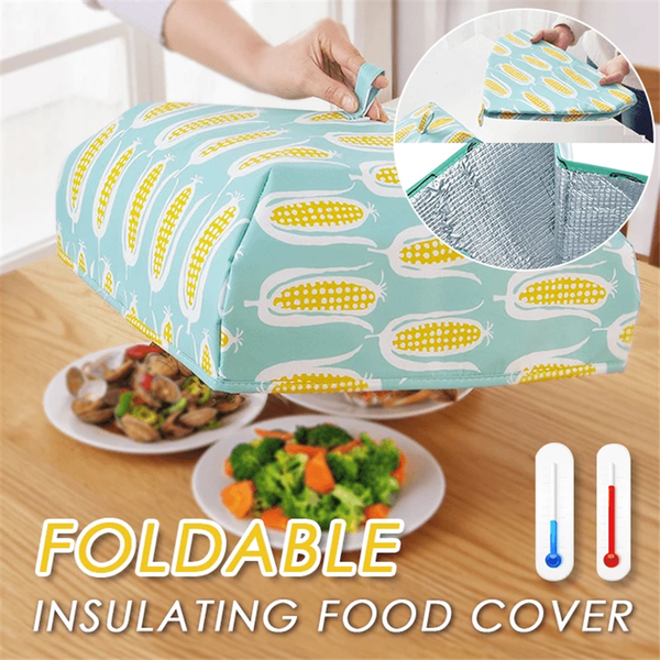 Foldable Insulated Food Cover
