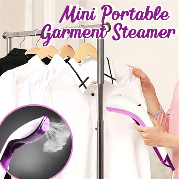 Mini Portable Travel Garment Steamer