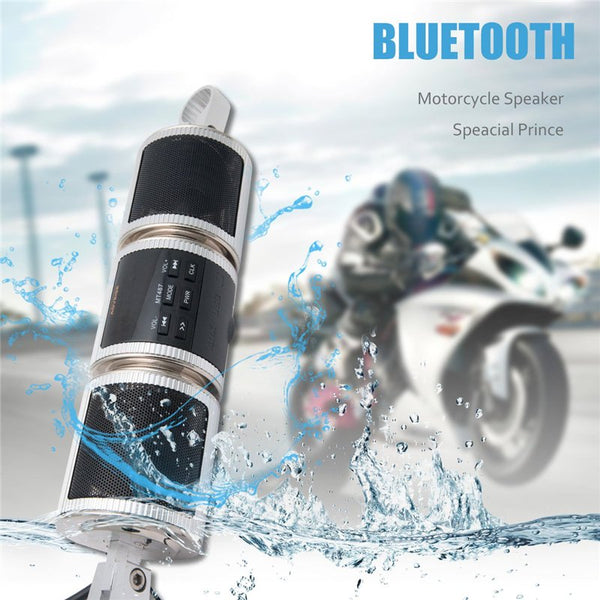 Waterproof Portable Motorcycle Speaker