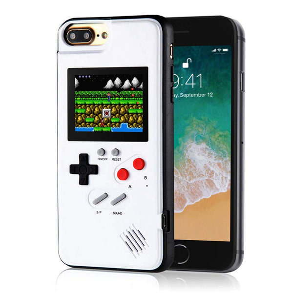 Creative Retro Game iPhone Case