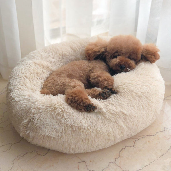 Soft Warm Dog Cat Beds Pet Self Warming Kennel
