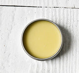 lemon rosemary mint lip balm