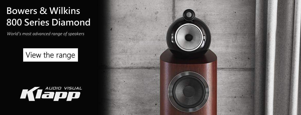 Discover the Bowers & Wilkins 800 Series Diamond