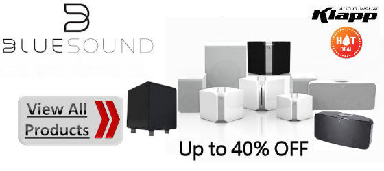 Up to 40% OFF Bluesound Music System