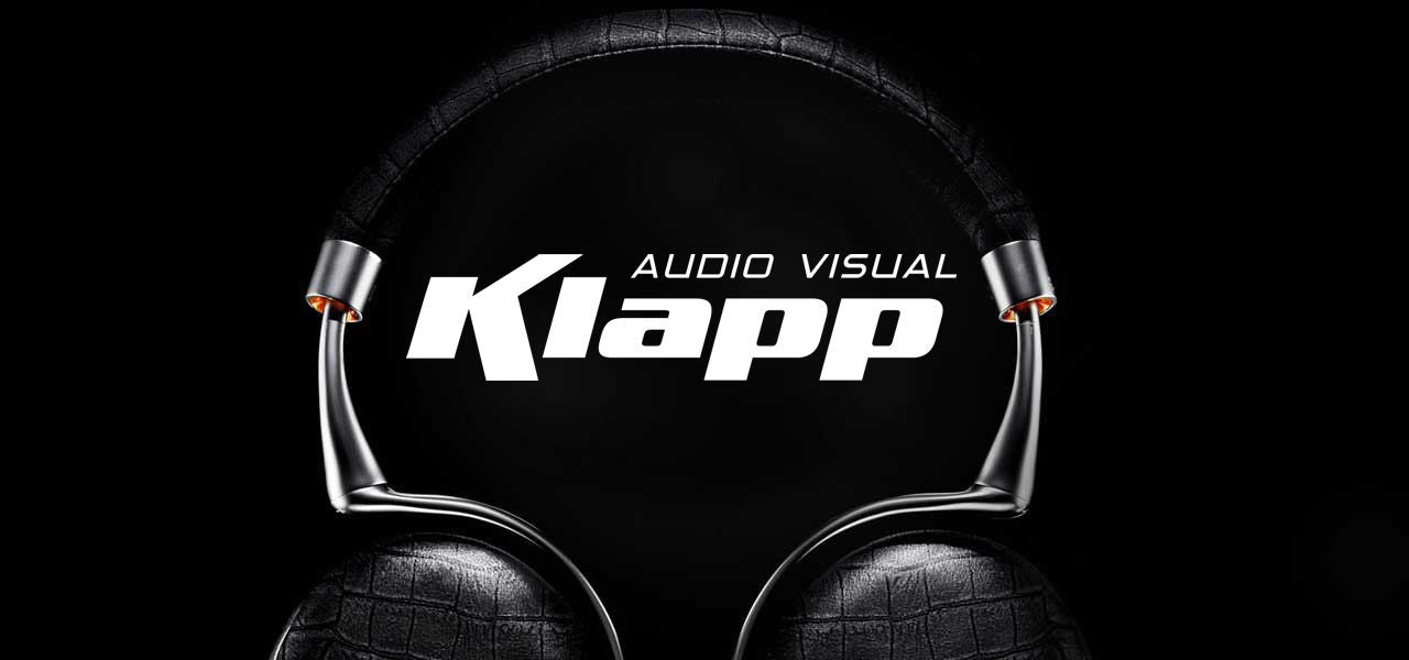 KLAPP Audio Visual Headphone clearance sale