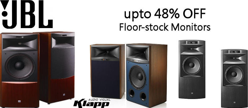 jbl floor stock sale