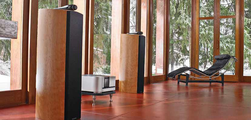Classe and Bowers & Wilkins