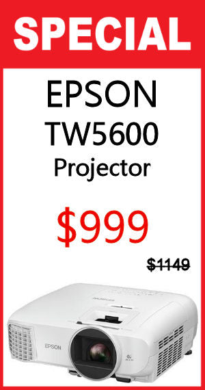 EPSON EH-LS10000 Laser Projector