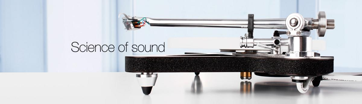 Rega Research Turntables Banner