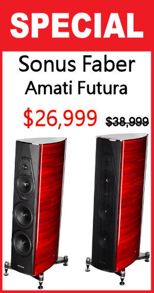 Sonus Faber Amati Futura Floor Standing Speakers