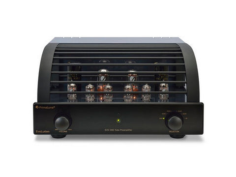 EVO 300 Tube Pre Amplifier Black
