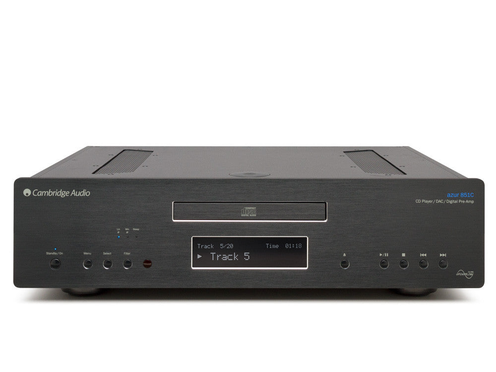 851C Reference CD Player DAC Preamp