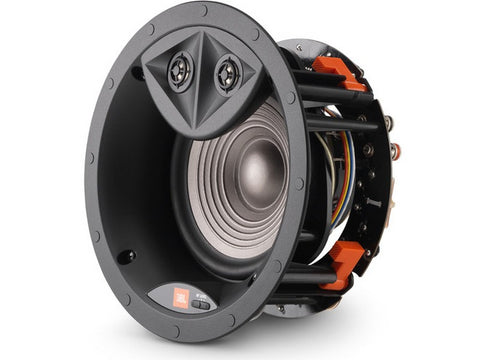"Studio 2 6ICDT 6.5"" Two-Way Dual-Tweeter In-Ceiling Speaker Each"