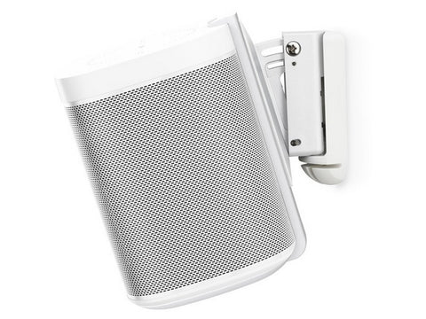 Sonos One Wall Mount White Pair