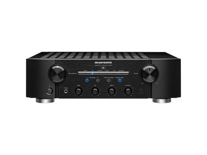 PM8006 Stereo 140W Integrated Amplifier BLACK
